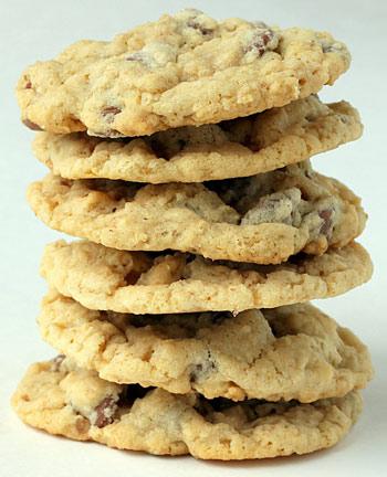 Американское печенье с шоколадными чипсами