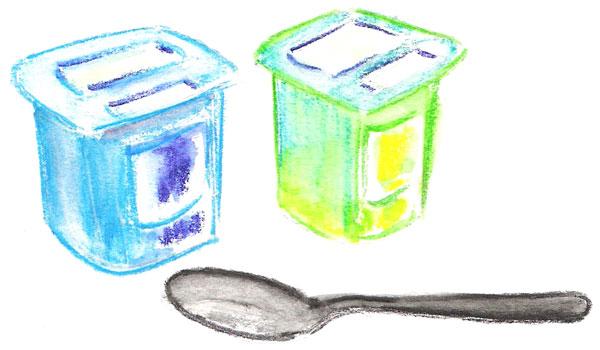 Йогурт - не польза, а вред