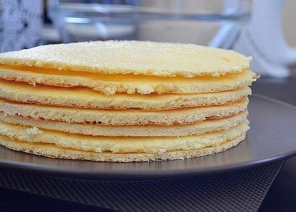 4 способа быстро разрезать бисквит на коржи